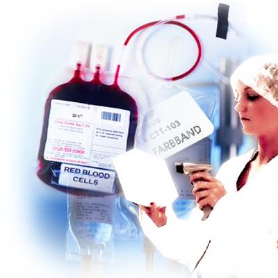 Печать этикеток в медицине